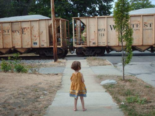 Trainwatching
