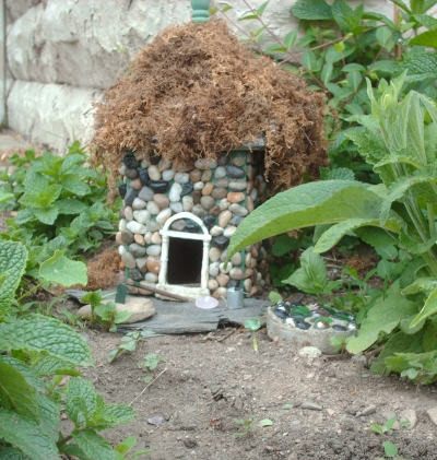 Real pictures of fairy houses
